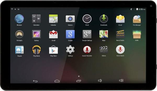 DENVER Tablet TAQ-10172MK3