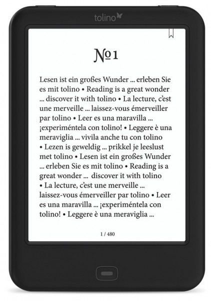 TOLINO E-Book-Reader Shine 2HD