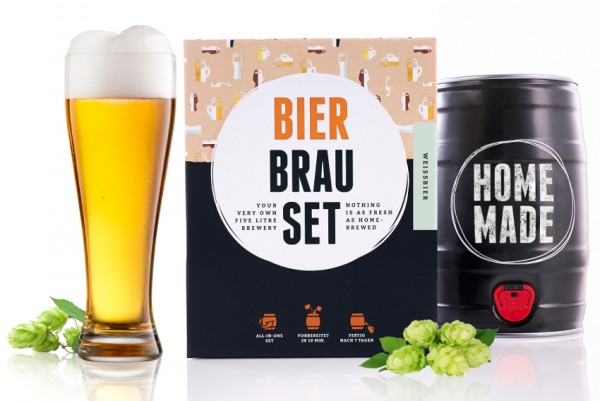 """BRAUFÄSSCHEN """" Weißbier"""""""