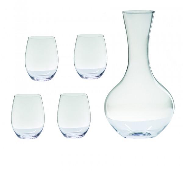 RIEDEL Weinglas-Set O 5 teilig