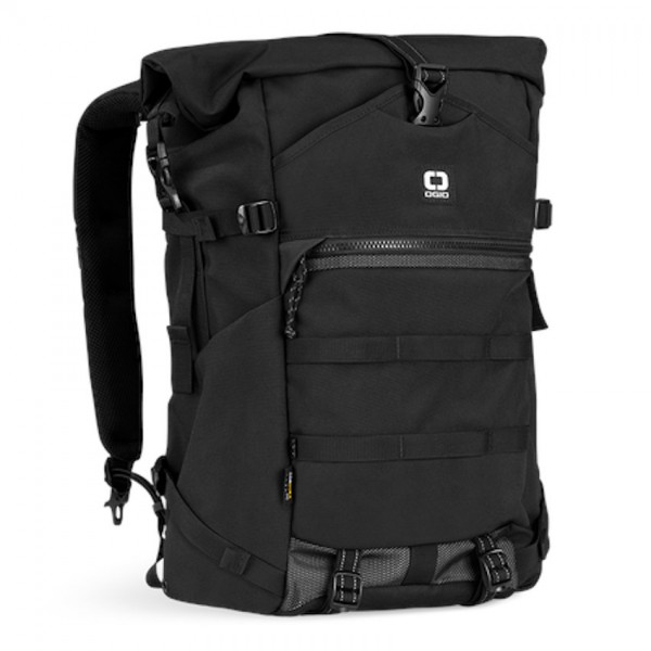 OGIO Alpha Convoy Collection 525r Rucksack, schwarz