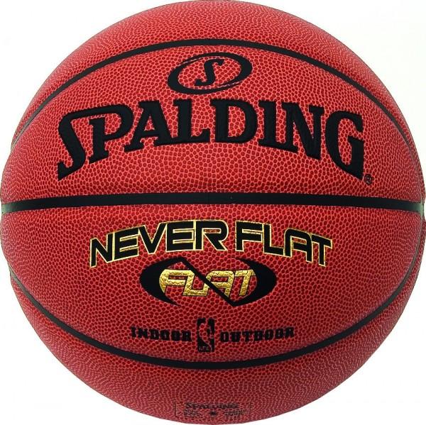 SPALDING Basketball NBA Neverflat in/out Größe 7