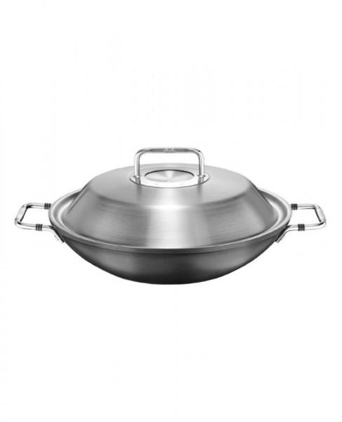 """FISSLER Pfanne """"luno wok"""" 31 cm"""