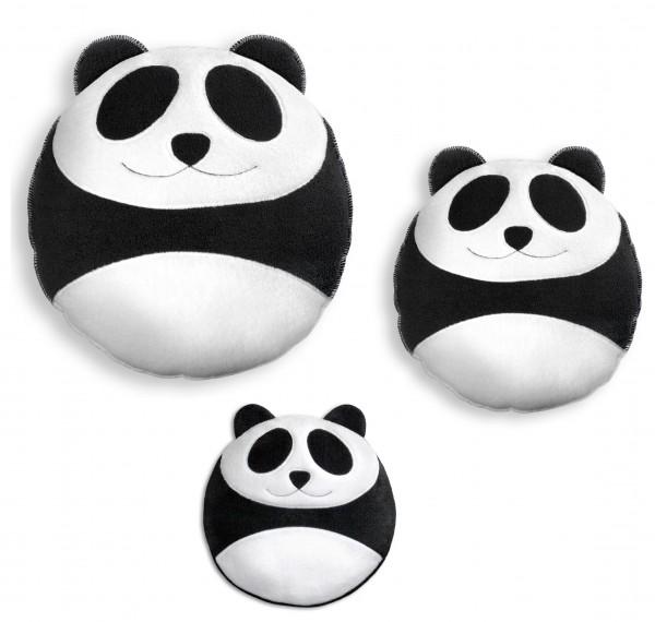LESCHI Wärme-Set Panda, 3-teilig