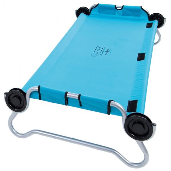 DISC-O-BED Kid-O-Bunk einzeln, runder Rahmen