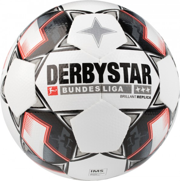 DERBYSTAR Fußball Bundesliga Brillant Replica