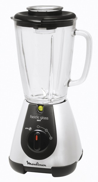 MOULINEX Standmixer CACICLIC Glas