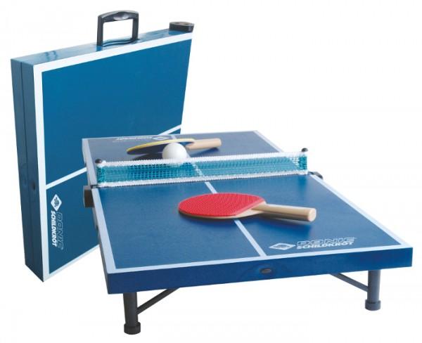SCHILDKRÖT Mini Tischtennis Tisch Set